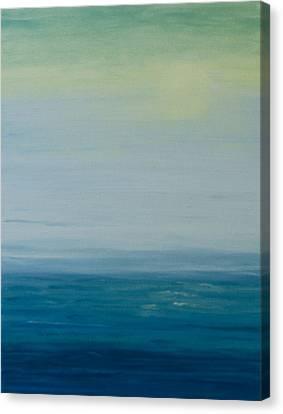Sunbathed Canvas Print by Jan Roelofs