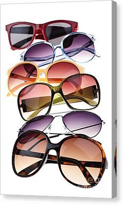 Sunglasses Canvas Print by Elena Elisseeva