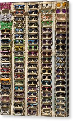 Sunglasses Canvas Print by Peter Tellone