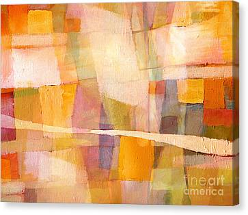 Sunscape Canvas Print by Lutz Baar