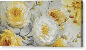 Sunshine Canvas Print by Lisa Audit