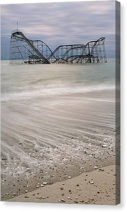 Surf's Up Canvas Print by Mike Orso