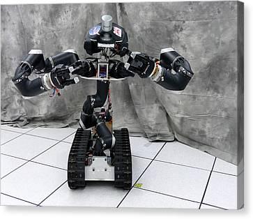 Surrogate Robot Canvas Print by Jpl-caltech