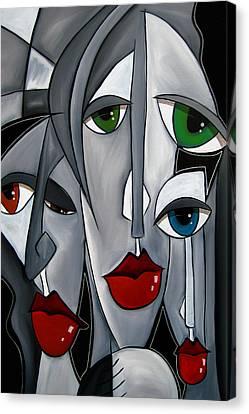 Swag Killas By Fidostudio Canvas Print by Tom Fedro - Fidostudio