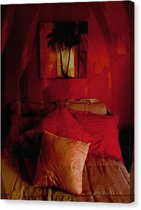 Sweet Dreams Canvas Print by Athala Carole Bruckner