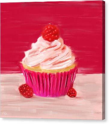 Sweet Indulgence Canvas Print by Lourry Legarde