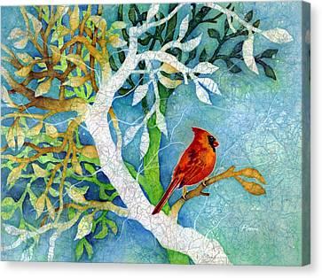Sweet Memories I Canvas Print by Hailey E Herrera
