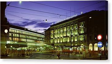 Switzerland, Zurich Canvas Print by Panoramic Images