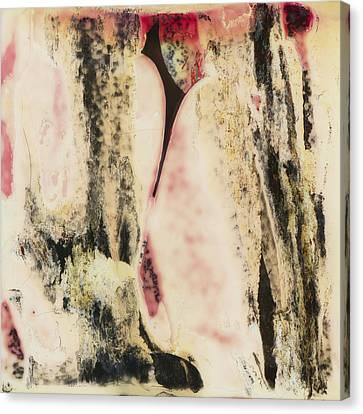 Sx Landscape V  C1978 Canvas Print by Paul Ashby