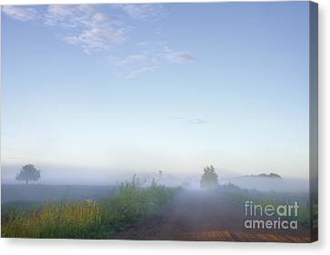 Take A Deep Breath Canvas Print by Dan Jurak