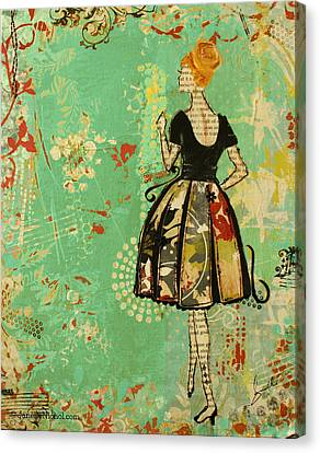 Take Me Away Canvas Print by Janelle Nichol