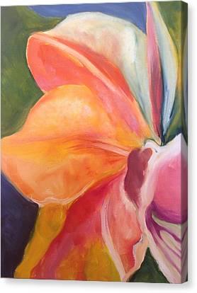 Taking Off Canvas Print by Karen Carmean