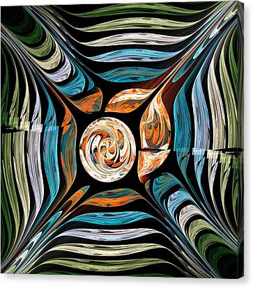 Tale Of Earth Canvas Print by Anastasiya Malakhova