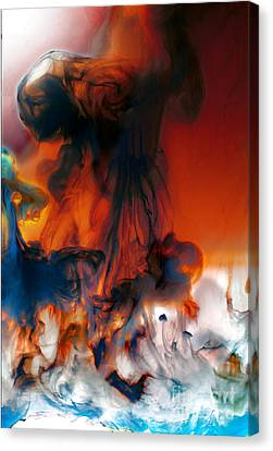 Tartaros Canvas Print by Petros Yiannakas