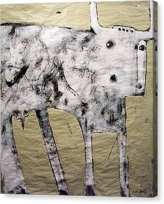 Taurus No 3 Canvas Print by Mark M  Mellon