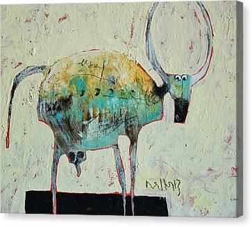 Taurus No 6 Canvas Print by Mark M  Mellon