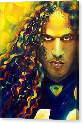 TAZ Canvas Print by Scott Spillman