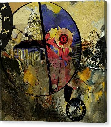 Texas  Canvas Print by Corporate Art Task Force