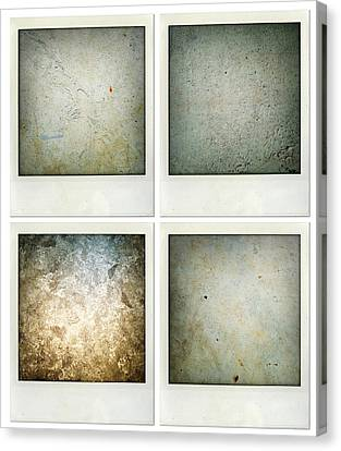 Textures Canvas Print by Les Cunliffe
