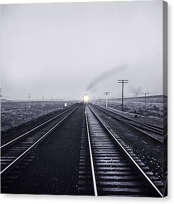The Atchison Circa 1943 Canvas Print by Aged Pixel