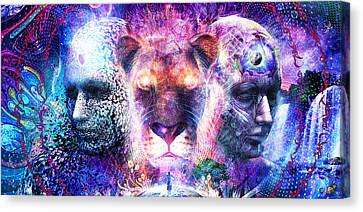 The Beauty Of It All Canvas Print by Cameron Gray