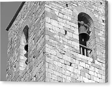 The Bell Tower Canvas Print by Adrian Alford