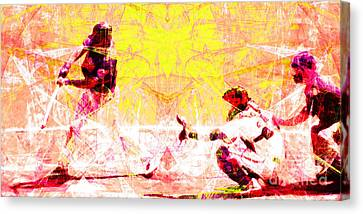 The Boys Of Summer 5d28228 V2 Canvas Print by Wingsdomain Art and Photography
