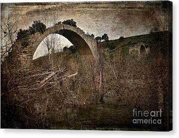 The Bridge Of Mantible Canvas Print by RicardMN Photography