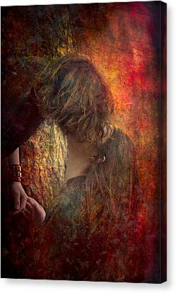 The Colors Of Love Canvas Print by Loriental Photography