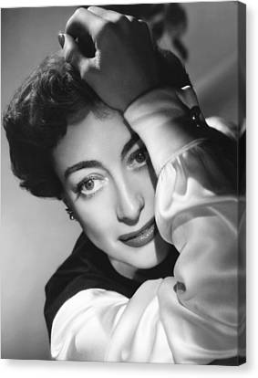 The Damned Dont Cry, Joan Crawford, 1950 Canvas Print by Everett