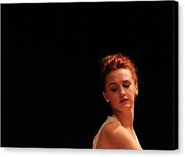 The Dance 2 Canvas Print by Carolyn Ricks
