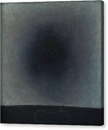 The Deep Canvas Print by Oni Kerrtu