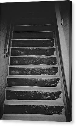 The Doctor Is Waiting Canvas Print by Odd Jeppesen
