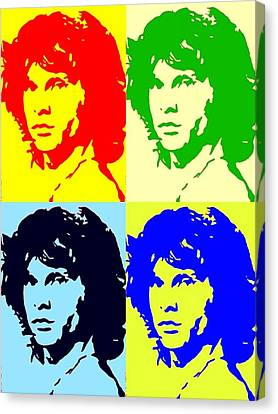 The Doors And Jimmy Canvas Print by Robert Margetts