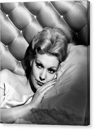 The Eddy Duchin Story, Kim Novak, 1956 Canvas Print by Everett