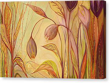The Enchantment Canvas Print by Jennifer Lommers