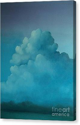 The Soy Bean Field Canvas Print by Cynthia Vaught