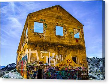 The Fun House Canvas Print by Mitch Shindelbower