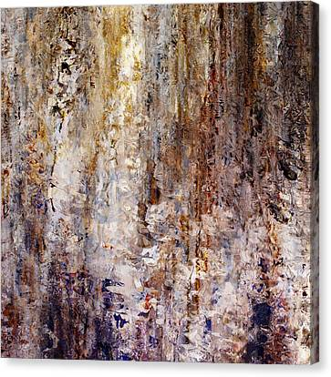 The Greater Good - Abstract Art Canvas Print by Jaison Cianelli