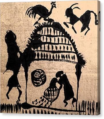 The Harvest Canvas Print by Patricia Januszkiewicz