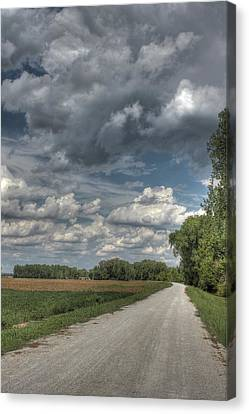 The Katy Trail Canvas Print by Jane Linders