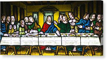 The Last Supper Canvas Print by Boyd Alexander