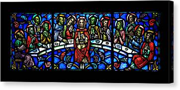 The Last Supper Canvas Print by Stephen Stookey