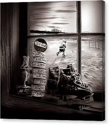The Legacy Canvas Print by Elizabeth Urlacher