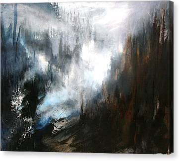 The Lorax Canvas Print by Lissa Bockrath