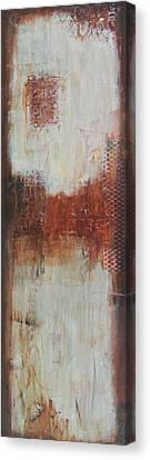The Lost Panel #2 Canvas Print by Lauren Petit