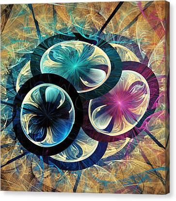 The Nest Canvas Print by Anastasiya Malakhova