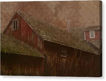 The Old Mill Canvas Print by Photographic Arts And Design Studio