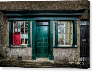 The Old Post Office Canvas Print by Adrian Evans