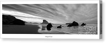 The Oregon Coast Canvas Print by Twenty Two North Photography